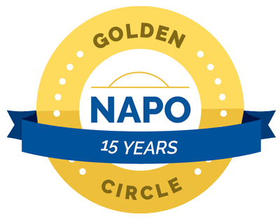 15 Year Member of NAPO basge